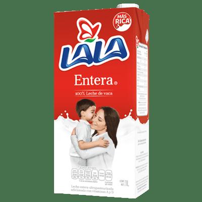 Leche entera Lala