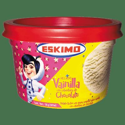 Tacita Vainilla/Chocolate Eskimo