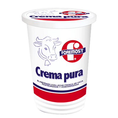 Vaso Crema Foremost